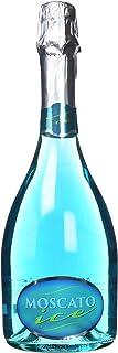 Caldirola Moscato Ice Azul de 6º - Paquete de 6 botellas de