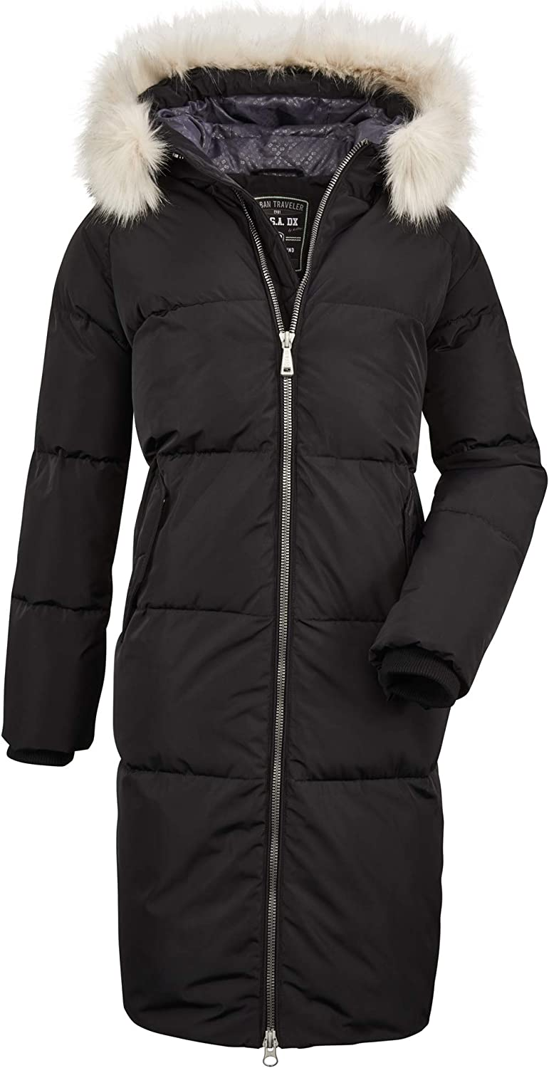 G.I.G.A. DX Women Down Jacket Ventoso WMN Quilted CT A