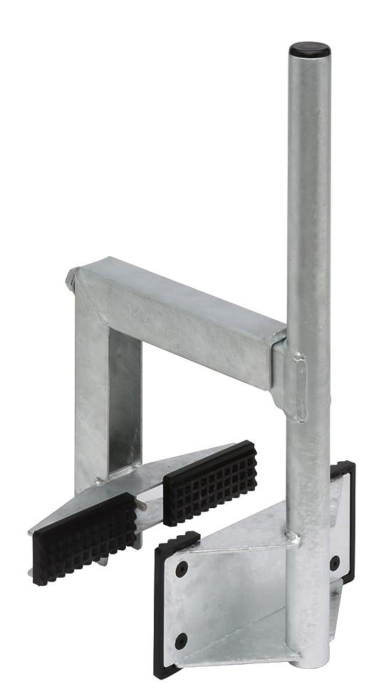 お手入れ起きる蒸留マスプロ電工 コンクリートフェンスベース 地デジアンテナ、BS?CSアンテナ(45cm以下)用 KBM45N