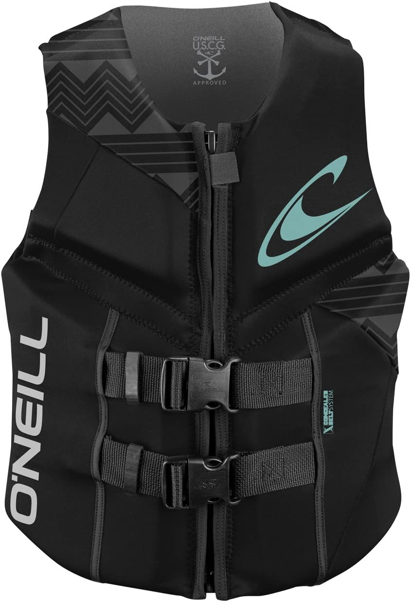 O'Neill Women's Reactor USCG Vest Ranking Sales for sale TOP2 Life