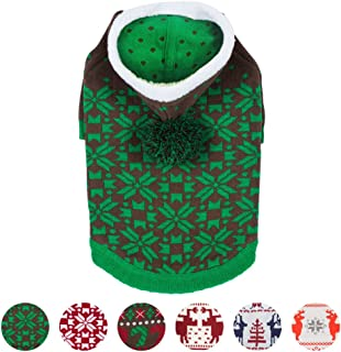 Blueberry Pet 15 Designs Christmas Clothes - Christmas Family Sweaters for Dogs, Children and Parents, Lovely Sweatshirts for Dogs