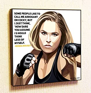 Best ronda rousey motivational quotes Reviews