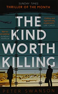 Kind Worth Killing by Peter Swanson  - Paperback