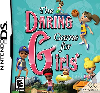 the daring game for girls ds