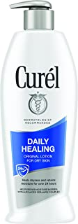 Curél Daily Healing Body Lotion for Dry Skin, 13 Ounces