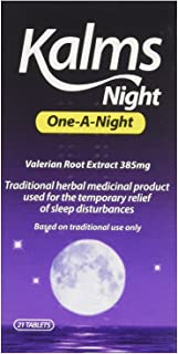 Kalms One A Night 21's X 2 Pack Saver
