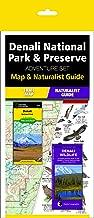 Denali National Park & Preserve Adventure Set: Trail Map & Wildlife Guide
