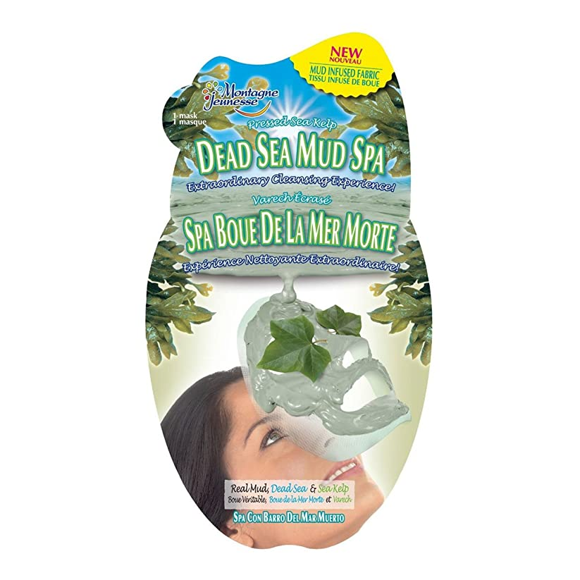 ライブ適応的裏切りMontagne Jeunesse Dead Sea Mud Sheet Masque [並行輸入品]