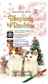 Rhapsody Of Realities December 2010 Edition