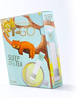 Sponsored Ad - T-Go Sleep, On-The-Go Tea, Convenient, Keep Calm and Soothe Yourself Anywhere with Natural Herbal Ingredien...