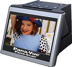 $189 » Pana-Vue Pana-Scan Slide & Film Scanner Converts 35mm, 110, 126 Slide & Negatives to High Resolution 22MP JPEG Digital Images