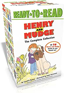Henry and Mudge The Complete Collection: Henry and Mudge; Henry and Mudge in Puddle Trouble; Henry and Mudge and the Bedti...