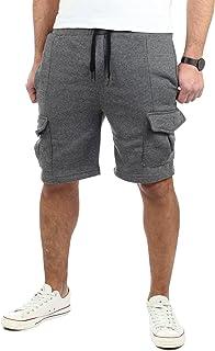 Reslad RS-5069 Men's Cargo Bermuda Shorts Jogging Trousers Sports Trousers