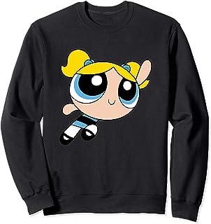 Cartoon Network Powerpuff Girls Bubble Sweatshirt