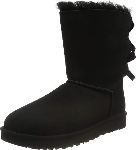 TALLA 38 EU. UGG Bailey Bow II Classic Boot Mujer