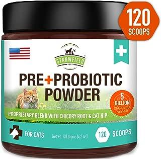 pet ultimates probiotics for cats 20 species