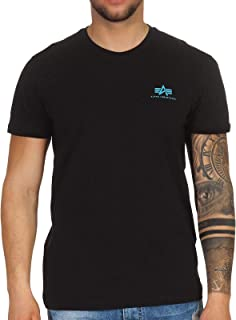 Herren T-Shirts Basic Small Logo