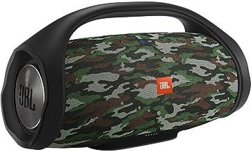 JBL Boombox Portable Wireless Bluetooth Waterproof Speaker - Camouflage (Renewed)