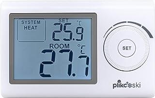 TERMOSTATO digitale-Therma TQX0073 LED P5 Termostato Ambiente-digitale