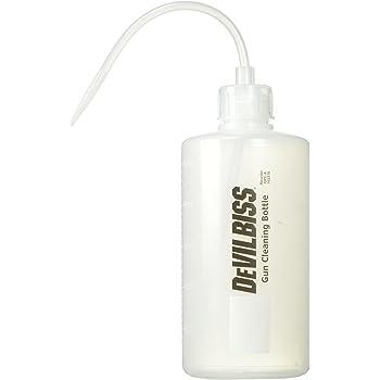 DeVilbiss DPC8 Spray Gun Cleaning Bottle - 16 oz. Capacity