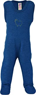 Engel Romper 100% Merino Wool Baby Infant Footed Overall Organic