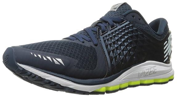 New Balance Women's Vazee 2090 Navy/Yellow Running Shoe, 6.5 ...