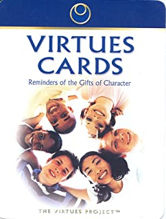 virtues project cards