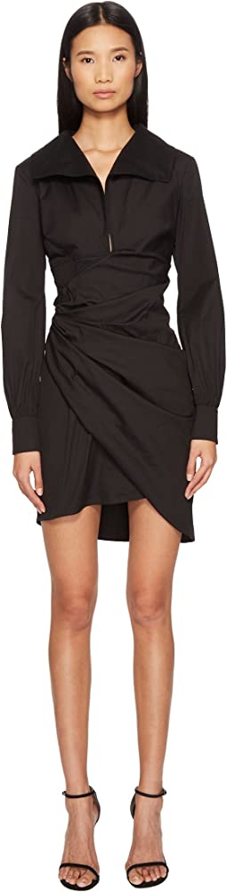 La Perla Cotton Shirt Dress