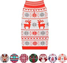 Blueberry Pet 15 Patterns Christmas Clothes - Christmas Family Sweaters for Dogs, Children and Parents, Lovely Sweatshirts for Dogs
