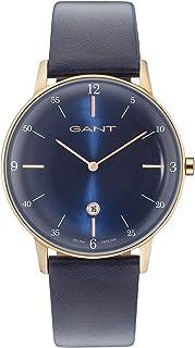 Gant Casual Watch For Men Leather G Gww046005, Analog