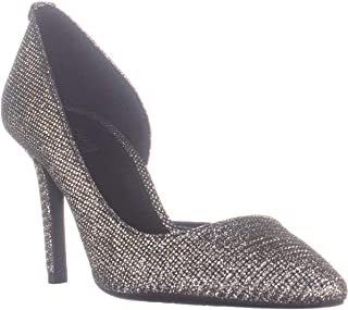 Womens Dorothy Flex D'Orsay Metallic Dress Pumps