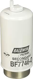 Baldwin Heavy Duty BF7746-D Fuel Filter,7-5/8 x 3-9/32 x 7-5/8 In