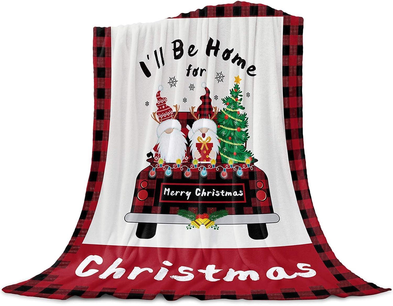 AMINUTN Fleece Blanket Throw Super Soft 67% OFF of New item fixed price Flan Lightweight