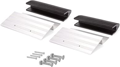 Wide Truck Ramps - 12-inch Aluminum Quick-Ramp Kit by AFA Tooling
