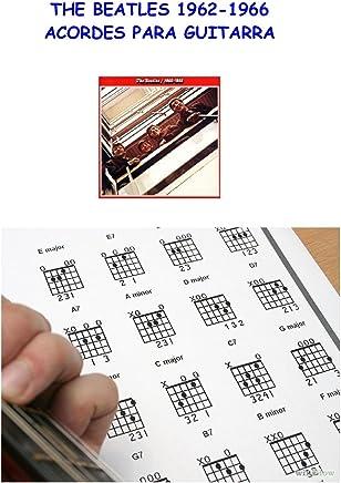 Amazones Acordes De Guitarra De Los Beatles Libros