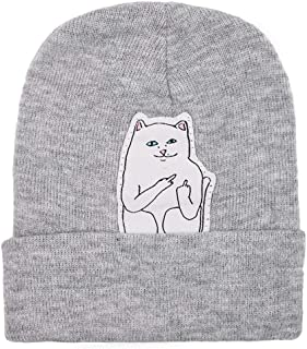 Best middle finger cat cap Reviews