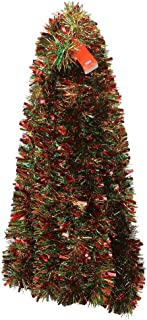 DECORA 33 Feet Tinsel Garland Mixed Color Hanging Garland for Home and Party Decoration