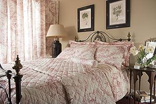 Deyongs, 100% Cotton, Pink, Oxford 50x75cm +5cm