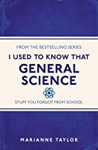 I Used to Know That: General Science