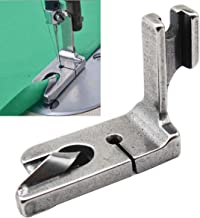 CKPSMS Brand - 1PCS Scroll Type Hemmer Foot/Rolled Double Fold Hem Presser Foot for Sewing Machine (160344 1/16)