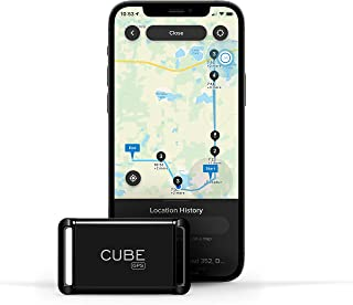 $99 » Cube GPS Tracker, Real Time Tracking of Cars, Dogs, Pets, Kids, Motorcycles, Small Portable Tracking Device, Monthly Subsc...