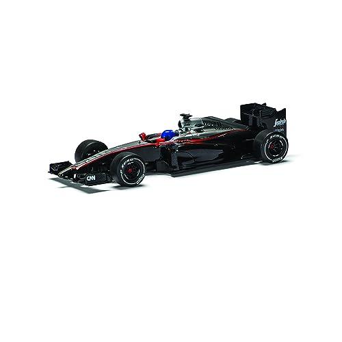 SuperSlot - Coche Slot, McLaren F1 Fernando Alonso 2015 (Hornby S3620)