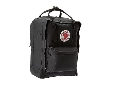 Fjallraven Kanken 13 (Black) Backpack Bags