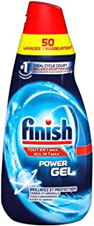 Finish Gel Détergent Lave-Vaisselle All in One Max 1L