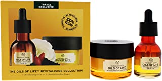 The Body Shop Oils Of Life Skincare Collection 2 Pc, 2count (I0098926)