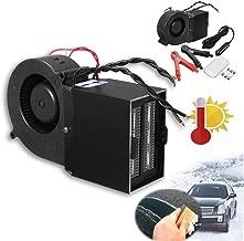 HOT SALE DC 12v Adjustable 500w 300w Ceramic Car Fan Heater Heating Warmer Defroster Demister