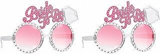 Amscan-Party, Bachelorette Diamond Ring Fun Glasses (2 Pack)