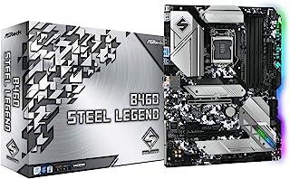 ASROCK B460 STEEL LEGEND Supports 10th Gen Intel® Core™ Processors(Socket 1200) motherboard