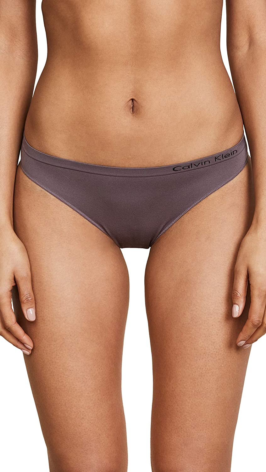 Calvin Klein Women's Bikini-Panty We OFFer at cheap prices Seamless Pure 35% OFF