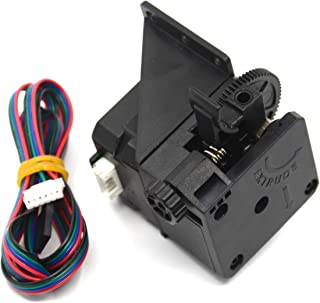 Befenybay Upgraded Titan Extruder & Stepper Motor 3D Printer Parts for ANYCUBIC Mega-S CR10,V6 Hotend J-Head Bowden Mounting Bracket 1.75mm Filament (Titan with Stepper Motor)